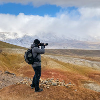 Portrait of a photographer (avatar) Алексей Вымятнин (Alexey Vymyatnin)
