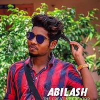 Portrait of a photographer (avatar) Artist abilash