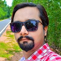 Portrait of a photographer (avatar) Rahul Chakraborty