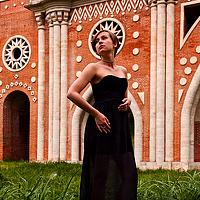 Portrait of a photographer (avatar) Анастасия Газова
