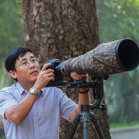 Portrait of a photographer (avatar) NGUYEN HIEU NGHI (Nguyễn Hiếu Nghị)