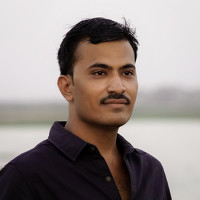 Portrait of a photographer (avatar) Trivedi Vikram (Vikram B. Trivedi (language : Gu)