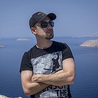 Portrait of a photographer (avatar) Евгений Мерсон (Evgeniy Merson)