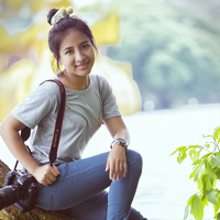 Portrait of a photographer (avatar) Thwe Thwe Tun