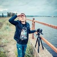 Portrait of a photographer (avatar) Максим Сидоренко (Maxim Sidorenko)