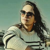 Portrait of a photographer (avatar) Алёна Алешкевич (Alena Aleshkevich)