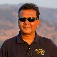 Portrait of a photographer (avatar) Anil Varma
