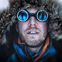 Portrait of a photographer (avatar) Пономарев Андрей (Andrey Ponomarev)
