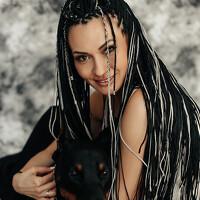 Portrait of a photographer (avatar) Алена Бережная (Alena Berezhnaya)