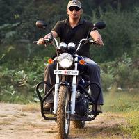 Portrait of a photographer (avatar) pandey narendra kumar (narendra kumar pandey)