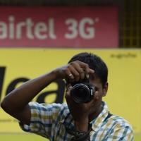 Portrait of a photographer (avatar) Shubham