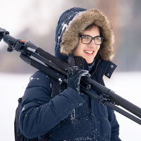 Portrait of a photographer (avatar) Fabian Roßhirt