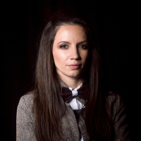 Portrait of a photographer (avatar) Elvira Ramazanova