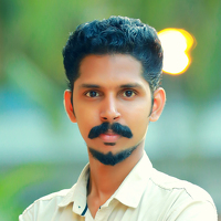 Portrait of a photographer (avatar) anoop krishna