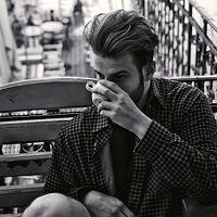 Portrait of a photographer (avatar) Csomai David