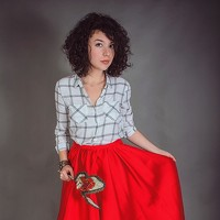 Portrait of a photographer (avatar) Ксения Рыбцова (Ksenia Rybtsova)