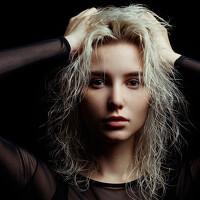 Portrait of a photographer (avatar) Peychev Nika (Nika Peychev)