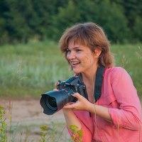 Portrait of a photographer (avatar) Галиева Юлия