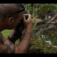 Portrait of a photographer (avatar) Marc Boily