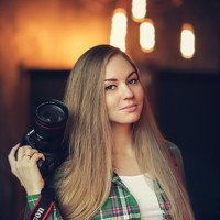 Portrait of a photographer (avatar) Ира Никина (Ira Nikina)