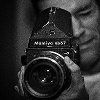 Portrait of a photographer (avatar) Анри Круазе (Anri Croizet)