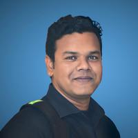 Portrait of a photographer (avatar) shyama Parijat kanti dev (Parijat kanti dev)