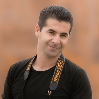 Portrait of a photographer (avatar) Michael Bayazidi