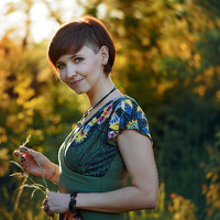 Portrait of a photographer (avatar) mariola glajcar