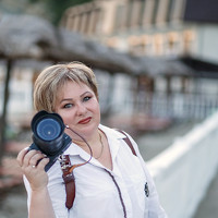 Portrait of a photographer (avatar) Светлана Кузьмичева (Svetlana Kuzmicheva)