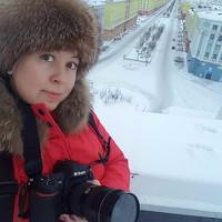 Portrait of a photographer (avatar) Пешкова Марина (Marina Peshkova)