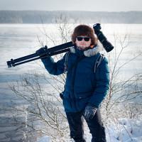 Portrait of a photographer (avatar) Петров Алексей (Aleksey Petrov)