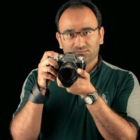 Portrait of a photographer (avatar) Haghighat Elias (Elias Haghighat)