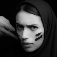 Portrait of a photographer (avatar) jabbari narges (narges jabbari)