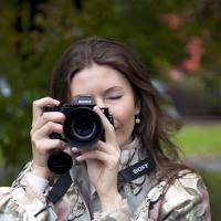 Portrait of a photographer (avatar) Марина (Marina Volkova)