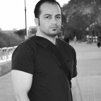 Portrait of a photographer (avatar) fares moghadam