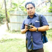 Portrait of a photographer (avatar) suman malakar