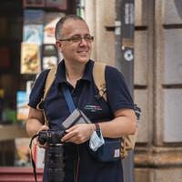 Portrait of a photographer (avatar) Быков Сергей (Sergiy Bykov)
